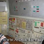 Пульт управления пусковыми установками