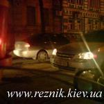 Пробка в Киеве